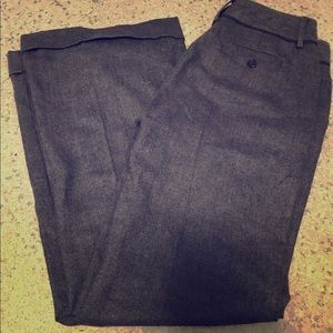 Kenneth Cole Brown Wool Trousers Sz 4